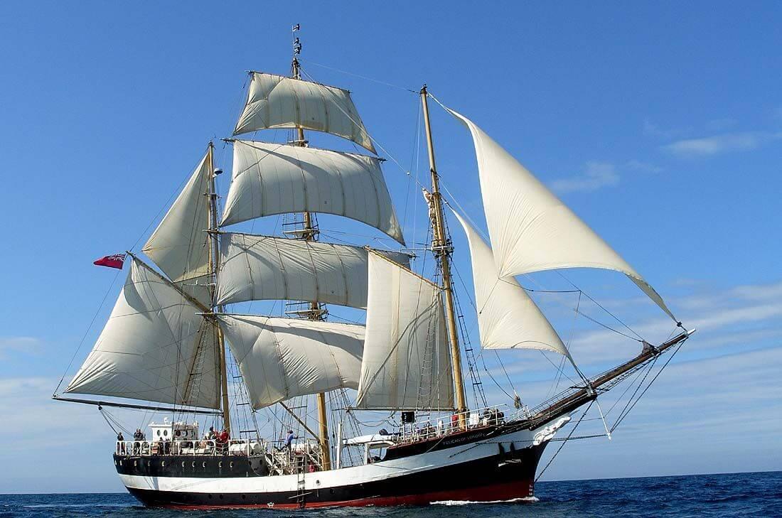 Unser Schiff – Die Pelican