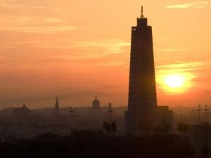 Sunrise in Havana